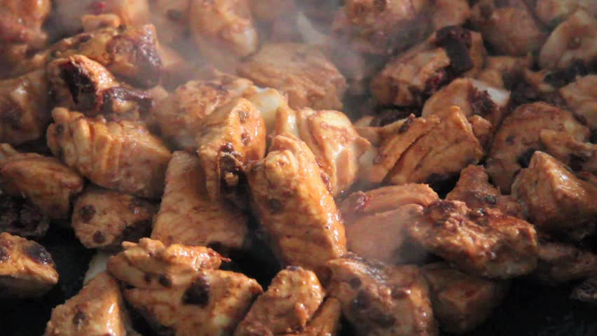 Freshly sauteed diced chicken flavoured with chipotle adobo sauce.