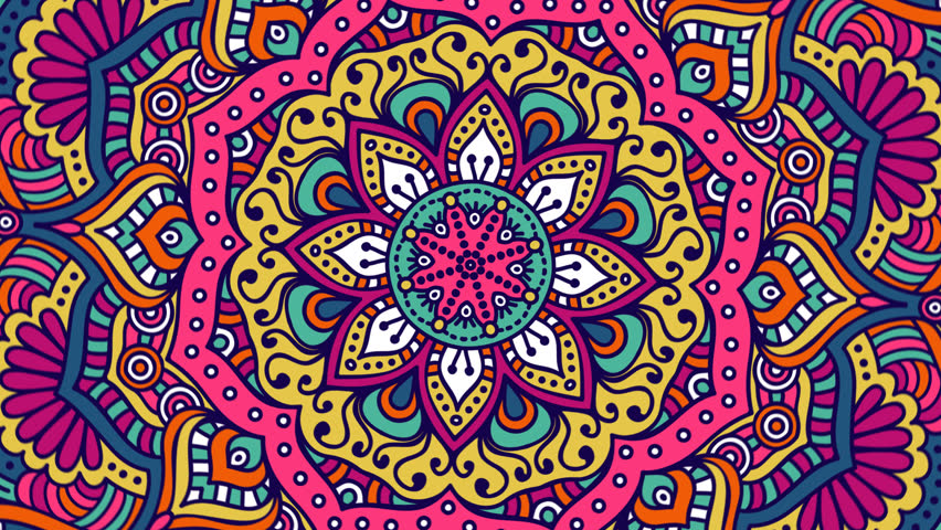 Mandalas Stock Footage Video 100 Royalty Free 11818568 Shutterstock