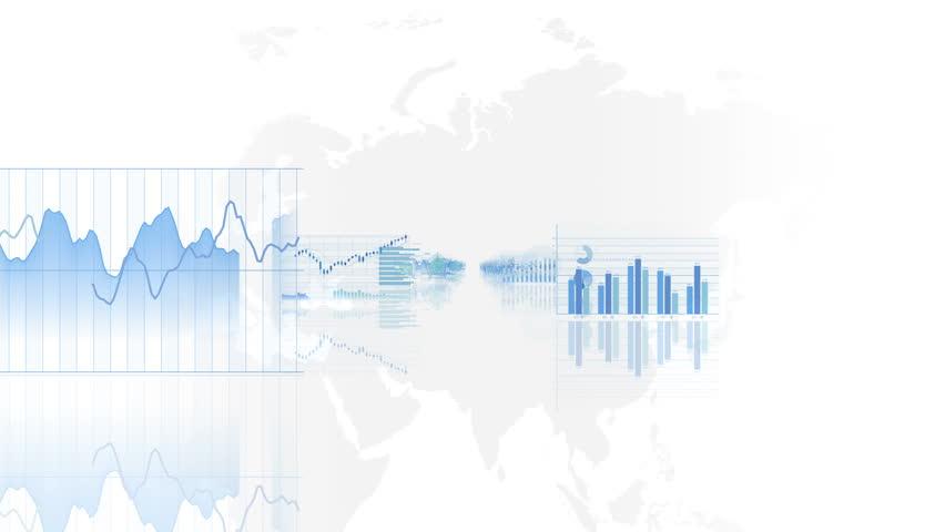Business Data Graph. | Shutterstock HD Video #11830088
