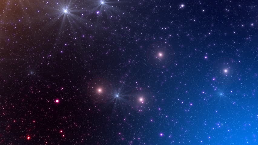 Beautiful Star And Galaxy Background. Loopable. Blue. MORE ...