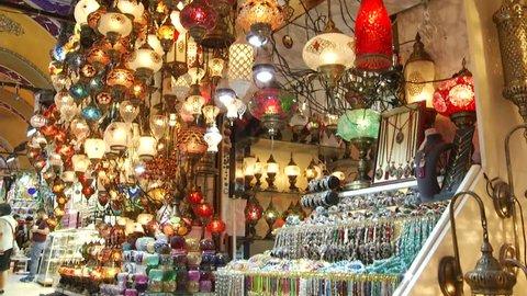 turkey istanbul grand bazaar