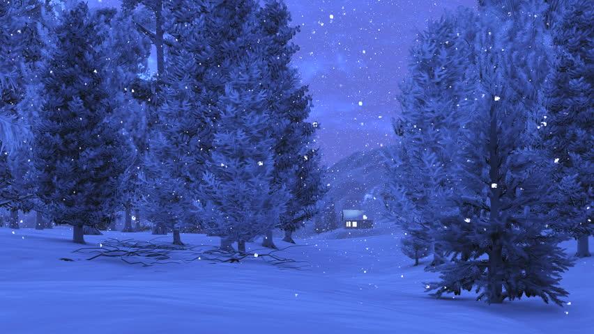 Christmas Tree Realistic