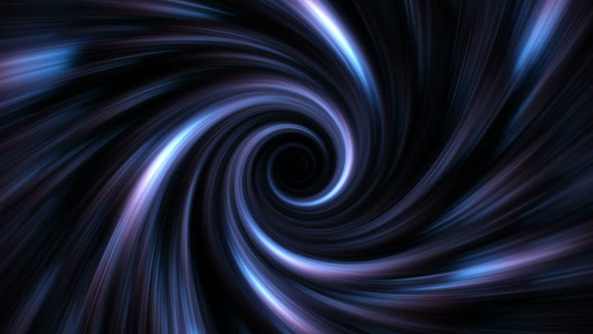 Twisted violet abstract in a dark background | Shutterstock HD Video #12338228