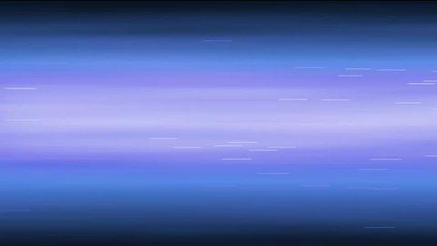 Horizontal Speed Lines
