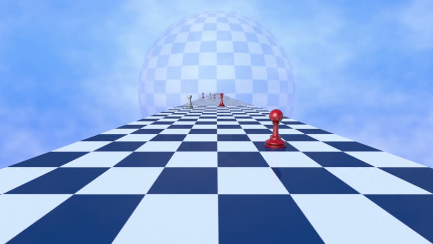 International relationships (chess metaphor).