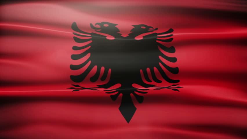 Header of Albanian