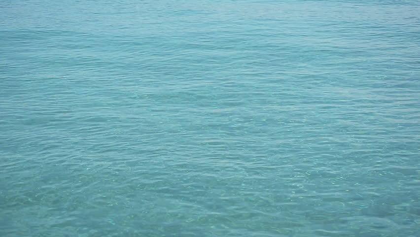Stock Video Clip of Water Texture Sea Shutterstock