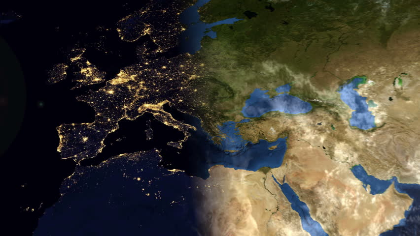 Highly detailed time lapse of european map using satellite imagery highly detailed time lapse of european map using satellite imagery nasa planet gumiabroncs Images