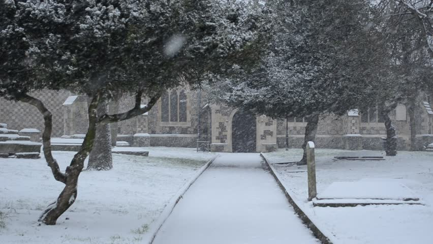 England Christmas Snow.Christmas Snow At The English Stock Footage Video 100 Royalty Free 12759248 Shutterstock