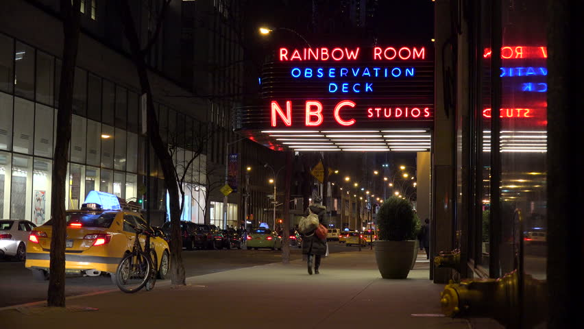 Nbc Rainbow Room New York