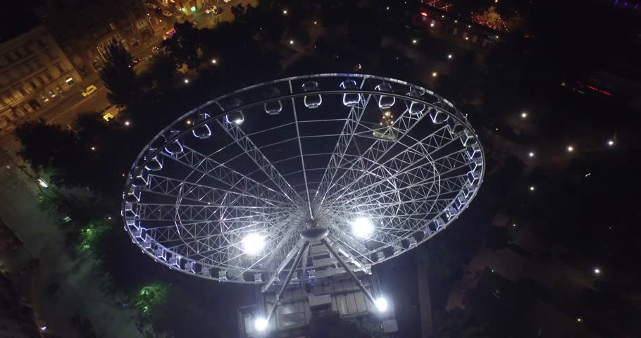 Stock Video Of Budapest Eye The Giant 13162328