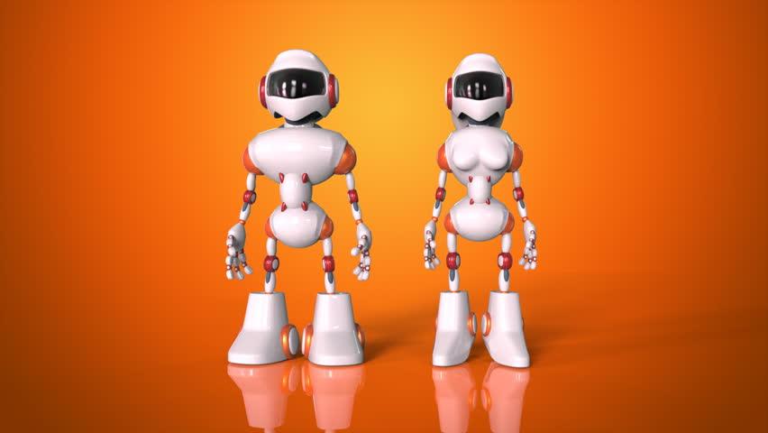 Robots | Shutterstock HD Video #13178138