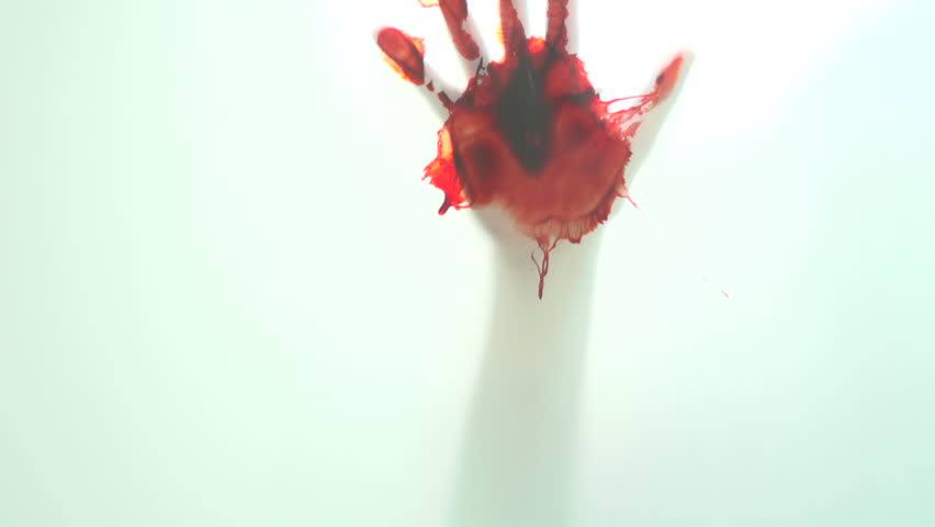 Header of bloody
