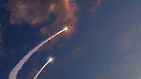 rockets takeoff