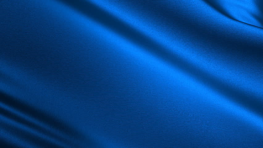 Abstract background in the form of a fluttering silk fabric of dark blue color   Shutterstock HD Video #1339402