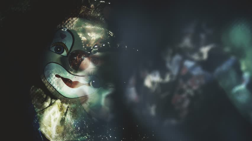 4K Super Scary Dolls 4K 3840x2160 ultra high definition