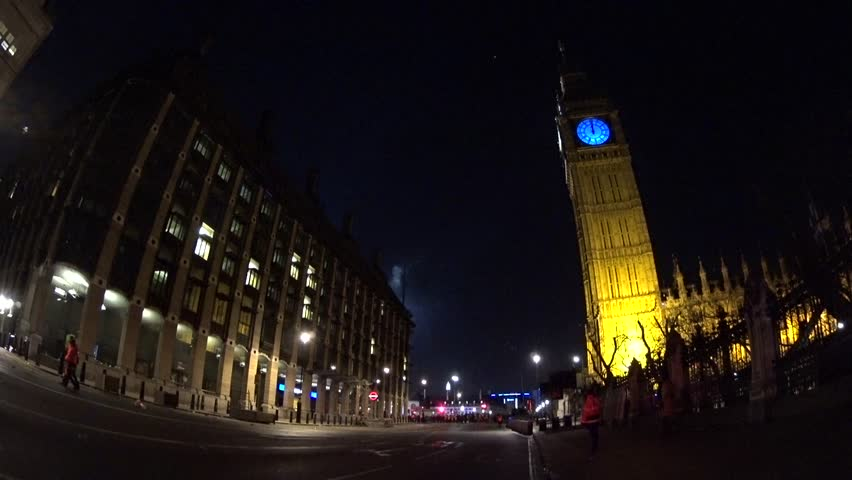 London Dec 31 Stock Footage Video 100 Royalty Free 13621748