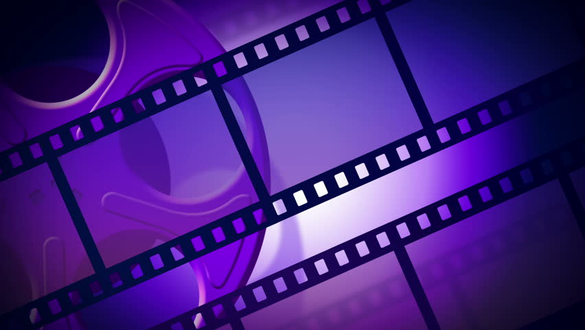 Film Reel Animated Background Free Motion Graphics Backgrounds