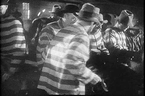 CIRCA 1960s - A narrator in the 1960s explains that Paul Muni appeared in a variety of human rights films.