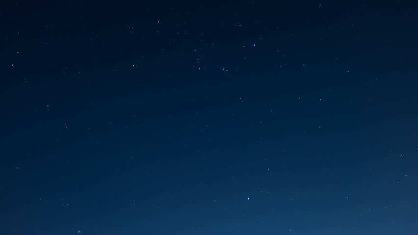 Video Stock A Tema Star Trails With Clear Night 100 Royalty Free