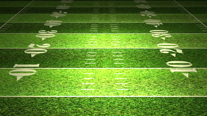 american football field tactics animation  stock footage video 1406017