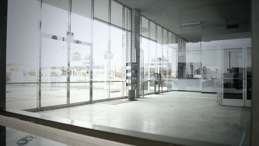 Magnificent Shot Of Empty Showroom Floor Stock Footage Video 100 Royalty Free 1411828 Shutterstock Download Free Architecture Designs Scobabritishbridgeorg