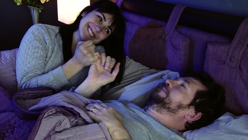 Beauty web cam teen couple Movie Night