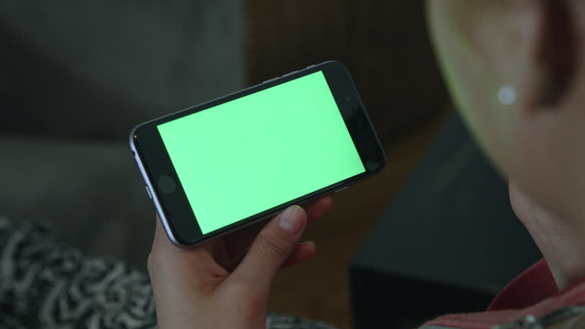 Green Screen smartphone | Shutterstock HD Video #14299738