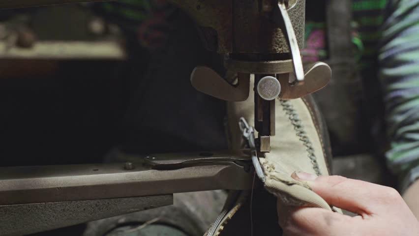 Header of shoemaker