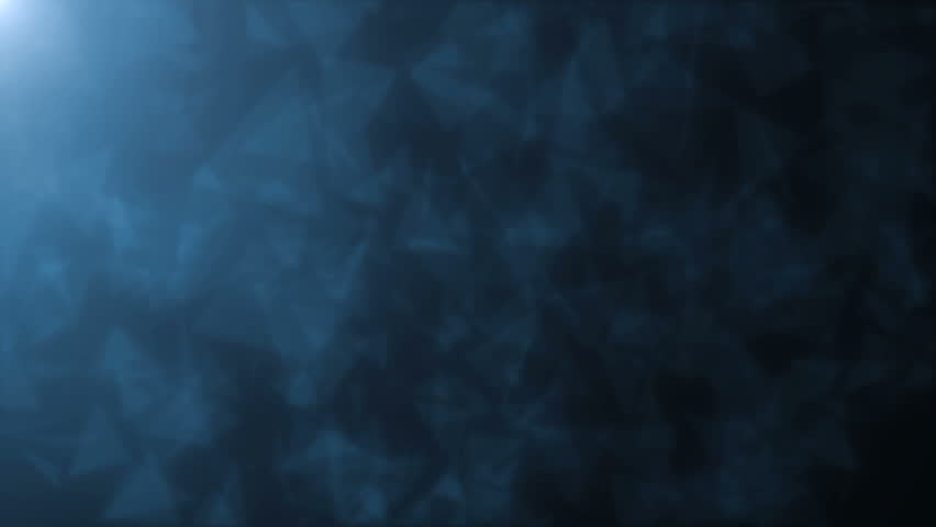 abstract blue fog closes lightbackground stock footage