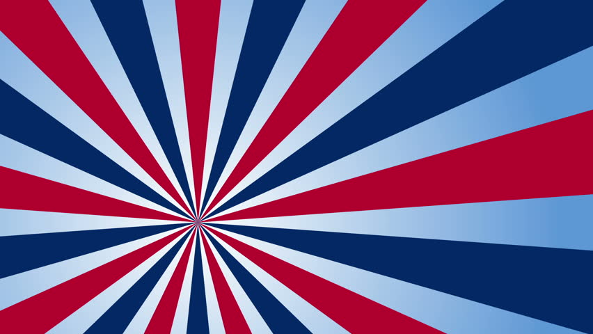 A seamless looping red white and blue pinwheel for Red white and blue wallpaper