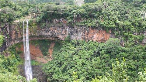 Cascade Chamarel. Mauritius