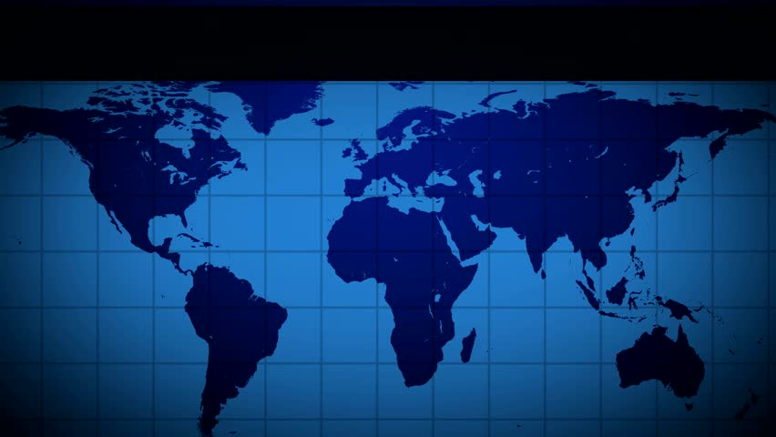 Modern Map Of The World.Modern Graph Chart With Lines Stock Footage Video 100 Royalty Free 14741848 Shutterstock
