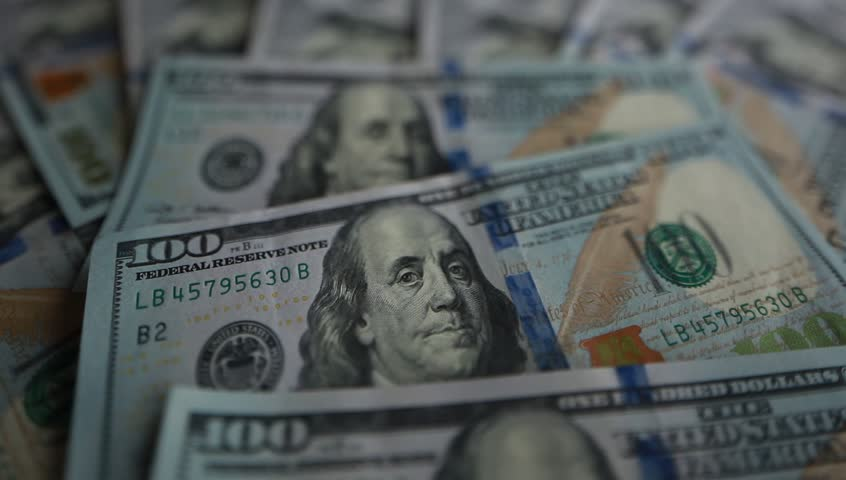 Video hundred dollar banknotes and credit cards   Shutterstock HD Video #14940928
