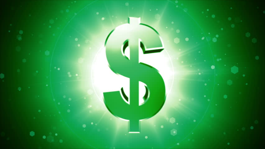 Dollar Sign Symbol Rotate Business Finance Tax Gangster Bling ...
