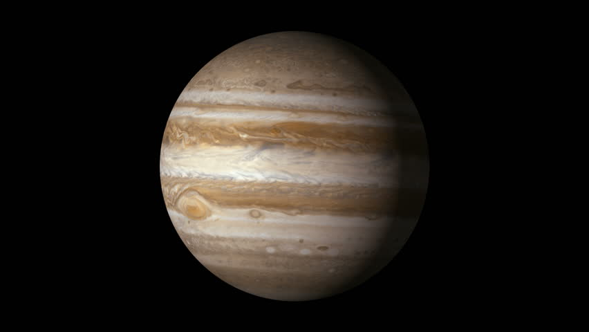 Header of Jupiter