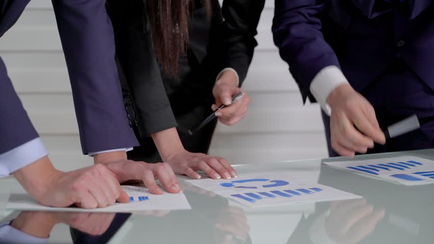 Analyzing electronic document | Shutterstock HD Video #15261178