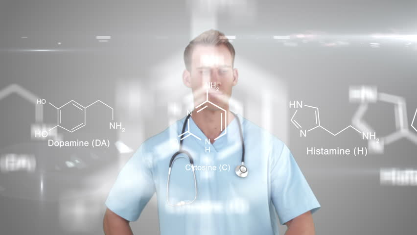 Researcher using technology for analyzing | Shutterstock HD Video #15332698