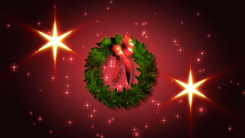 Christmas Wreath | Shutterstock HD Video #1534795