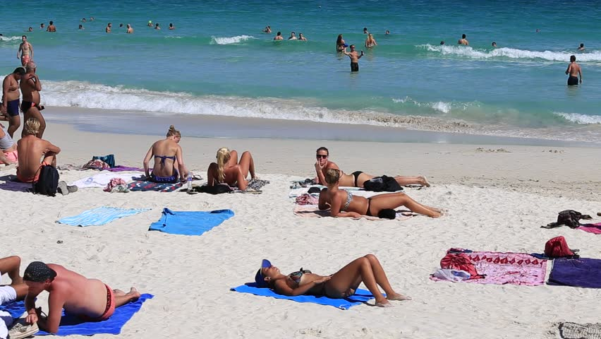 You nudist beach australia nsw