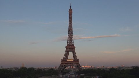 Paris France July 2015 Stock Footage Video 100 Royalty