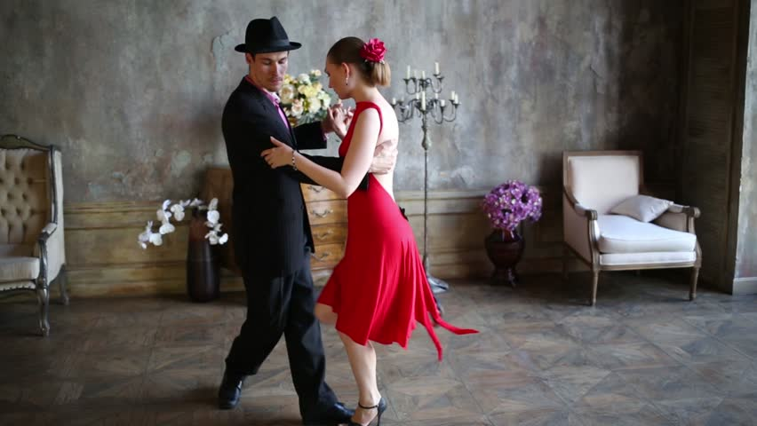 dating a tango dancer with rose