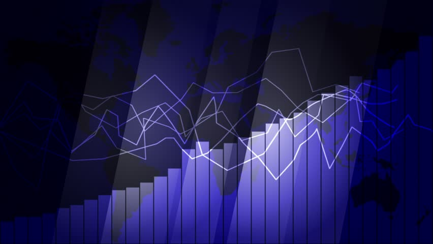Business Background and Monitor Background, Loop, 4k | Shutterstock HD Video #15463678