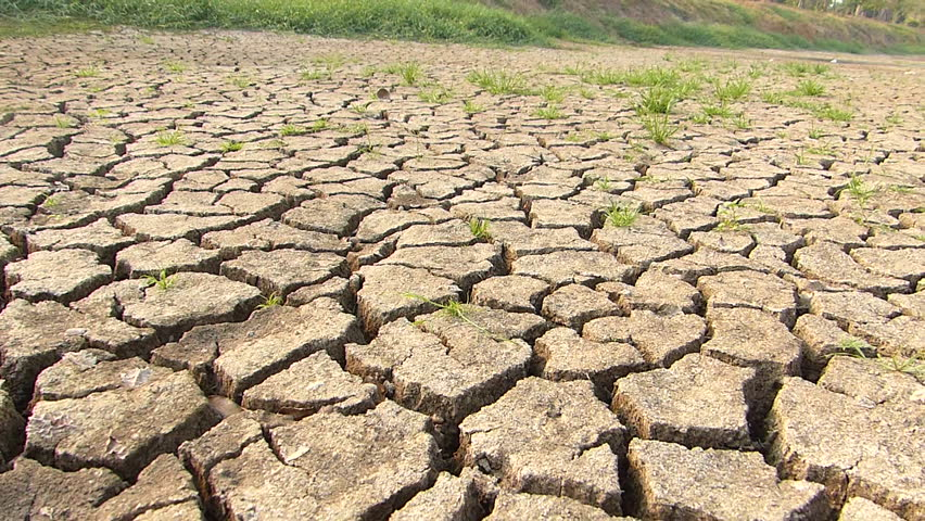 The shortage of water for agriculture.