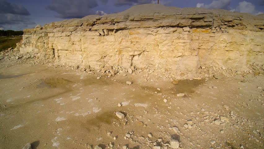 The Wilderness Of Zin Desert In The Negev District In ...