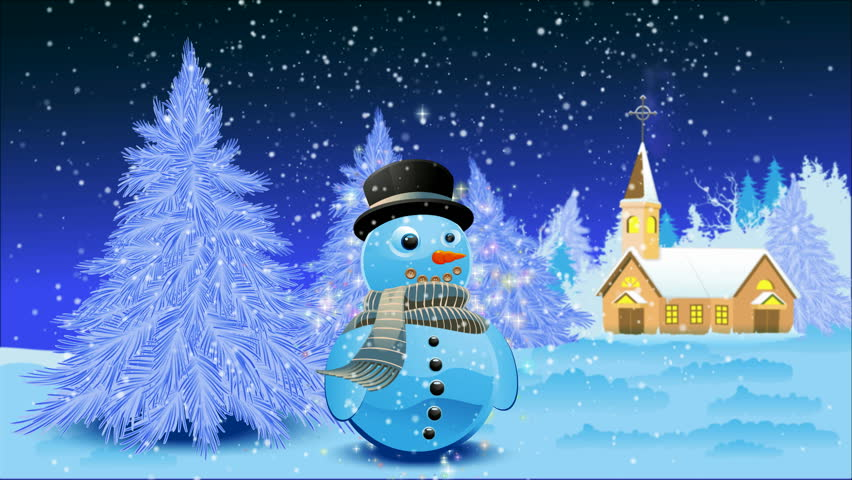 Merry Christmas Message Stock Footage Video 1565725 | Shutterstock