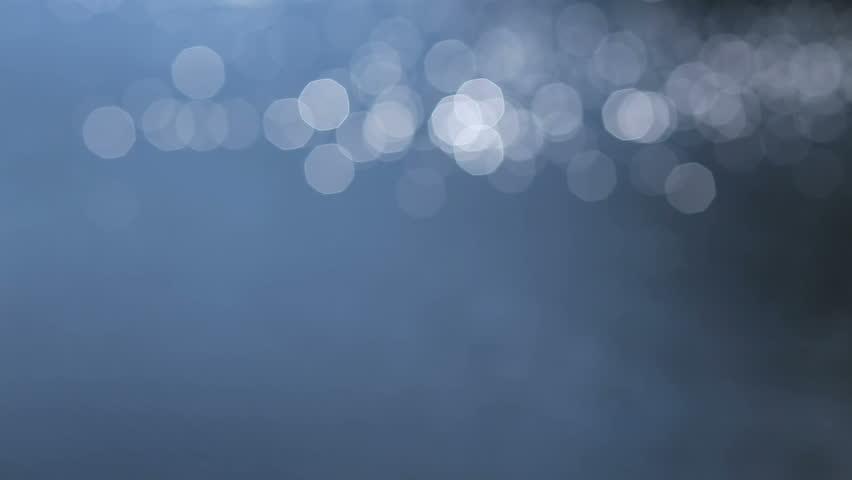 Sun reflection on water of lake | Shutterstock HD Video #15678595