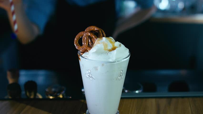 frozen fruit smoothie healthy fruit loop shot