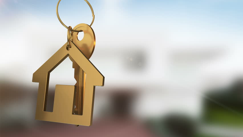 Key To A New Home! Stock Footage Video 7617229 - Shutterstock