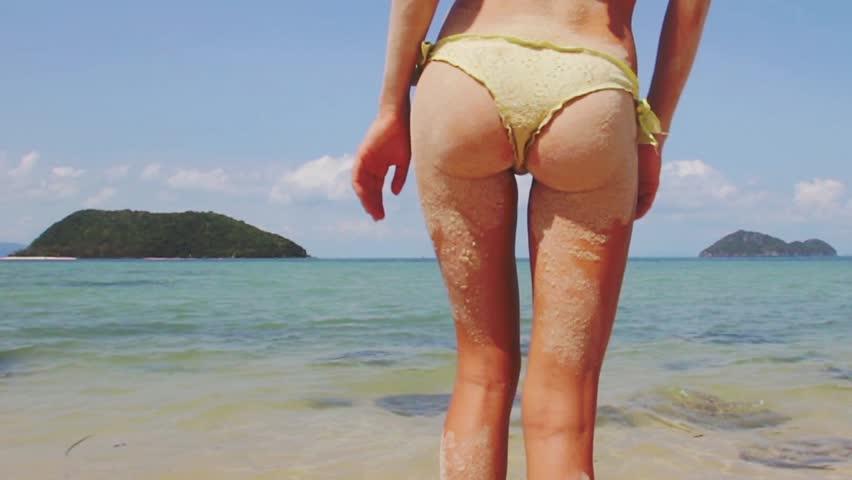 Ass Bikini Clip Free Video